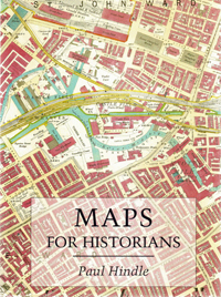 Maps for Historians book cover